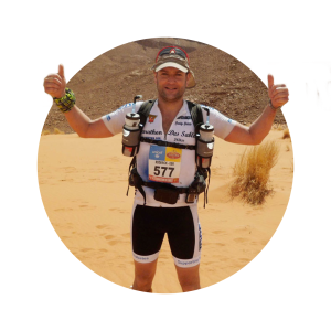 Roddy Riddle Marathon Des Sables Animas Hero